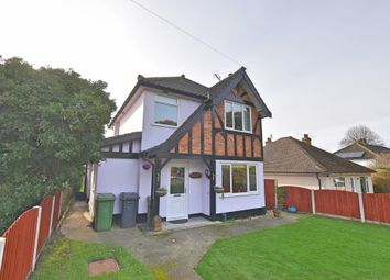 Thumbnail 3 bed detached house for sale in Overstrand Road, Cromer