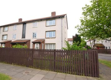 Thumbnail 2 bed flat for sale in Sandown Court, Wallsend