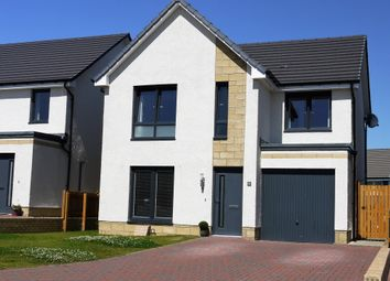 Thumbnail 4 bed detached house for sale in 9 Bowmore View, Inverness