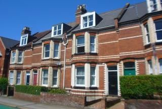 Thumbnail Room to rent in Magdalen Road, Exeter
