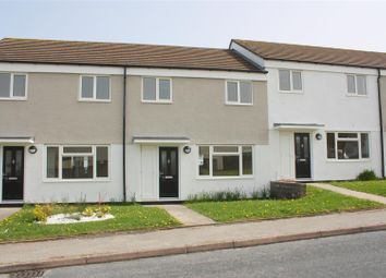 Thumbnail 2 bed terraced house to rent in Calshot Close, Newquay