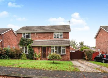 Thumbnail 4 bed detached house for sale in Vesper Drive, York