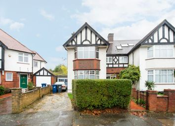 Thumbnail 4 bed semi-detached house for sale in Lillian Avenue, London