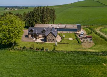 Thumbnail 4 bedroom country house for sale in Fortrie, Turriff