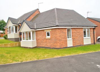 Thumbnail 2 bed bungalow for sale in Woodlands Way, Warsop, Mansfield