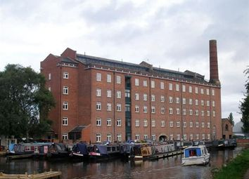 Thumbnail 2 bed flat to rent in Hovis Mill, Union Road, Macclesfield