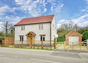 Thumbnail 4 bed detached house for sale in Main Street, Old Weston, Huntingdon
