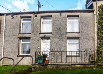 Thumbnail 2 bed terraced house for sale in High Street, Gilfach Goch, Porth