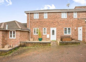 Thumbnail 2 bedroom terraced house for sale in Leighfield Close, Swindon