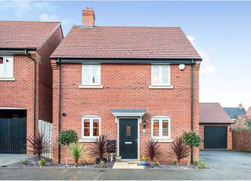 Thumbnail 3 bed detached house for sale in Southfield Grove, Bingham, Nottingham