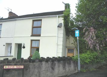 Thumbnail 2 bed end terrace house for sale in Bridge Street, Llangennech, Llanelli