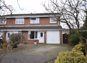 Thumbnail 3 bed semi-detached house for sale in Silverdale Way, South Shields