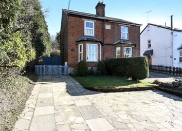 Thumbnail 3 bed semi-detached house for sale in Broadway Road, Windlesham, Surrey