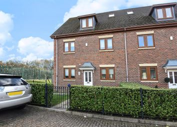Thumbnail 4 bedroom semi-detached house to rent in Lakeside Drive, Chobham