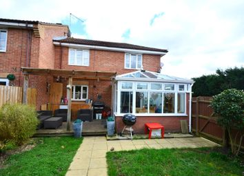 Thumbnail 3 bedroom detached house for sale in Burdett Grove, Whittlesey, Peterborough