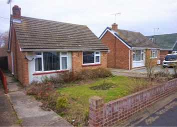 Thumbnail 2 bed detached bungalow for sale in Slade Road, Clacton-On-Sea