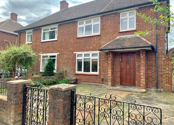 Thumbnail 3 bed terraced house to rent in Hazeleigh Gardens, Woodford Bridge