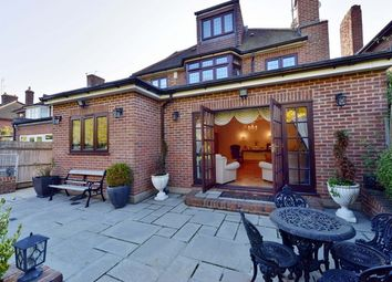 Thumbnail 5 bed detached house for sale in Oakwood Park Road, London