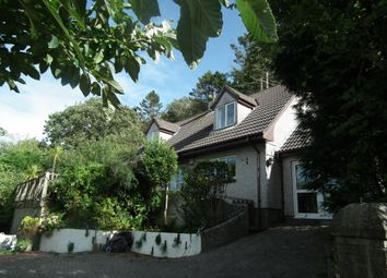 Thumbnail 3 bed detached house for sale in West Looe Hill, West Looe, Cornwall
