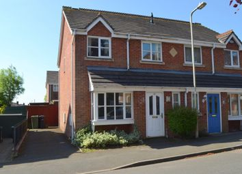 Thumbnail 3 bed semi-detached house for sale in Valley Road, Dudley