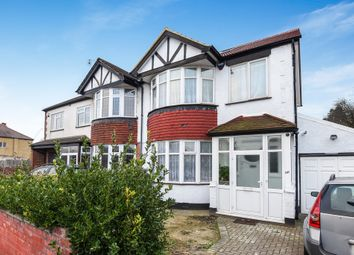 Thumbnail 5 bed semi-detached house for sale in Hook Rise South, Tolworth, Surbiton