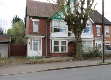 Thumbnail 4 bedroom semi-detached house for sale in Limbury Road, Luton