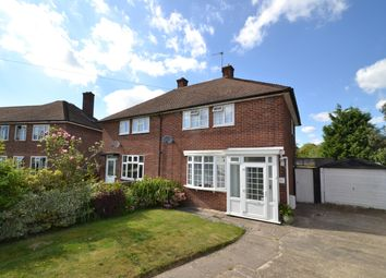 Thumbnail 2 bedroom semi-detached house for sale in Radstock Way, Merstham, Surrey