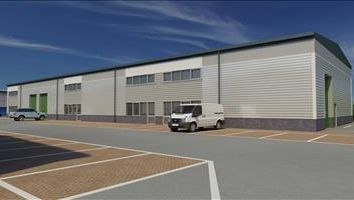 Thumbnail Light industrial to let in Units F1-F3 Fearless, Daedalus Park, Solent Enterprise Zone, Lee-On-The-Solent, Hampshire
