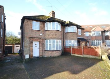 Thumbnail 3 bedroom semi-detached house to rent in Linkside, London