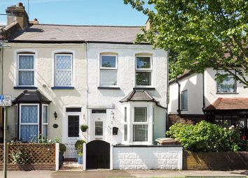 Thumbnail 3 bed end terrace house for sale in Milton Road, Sutton, Surrey
