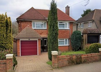 Thumbnail 4 bed detached house for sale in Castlemaine Avenue, Ewell