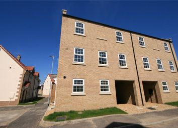 Thumbnail 3 bed semi-detached house for sale in Dickens Street, Spalding