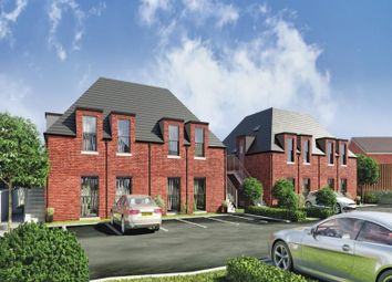 Thumbnail 2 bed flat for sale in Baronscourt Manor, Saintfield Road, Carryduff, Belfast