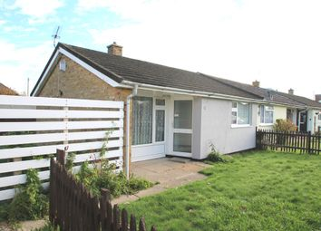 Thumbnail 1 bed bungalow to rent in Cotswold Walk, Fareham
