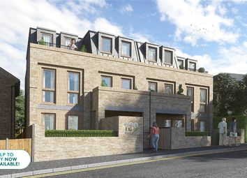 Thumbnail 3 bed flat for sale in Plot 4, Forest Road, London