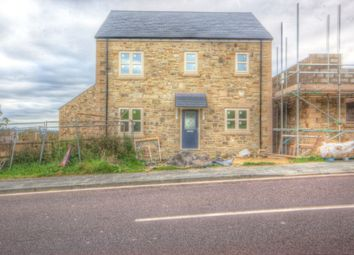 Thumbnail 4 bed detached house for sale in West Farm Drive, Chopwell, Newcastle Upon Tyne