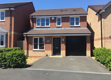 Thumbnail 3 bed detached house for sale in Quincy Way, Stafford