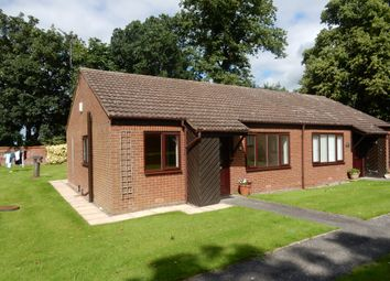 Thumbnail 2 bedroom semi-detached bungalow for sale in Willow Park, Banks Lane, Carlisle