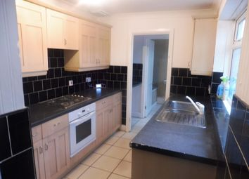 Thumbnail 3 bed end terrace house to rent in Kindersley Street, Middlesbrough