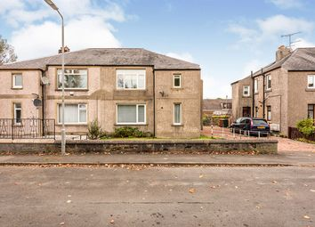 Thumbnail 2 bed flat for sale in Alloa Road, Carron, Falkirk, Stirlingshire