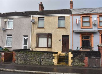 Thumbnail 3 bed terraced house for sale in Neath Road, Swansea