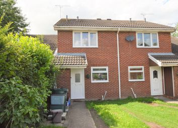 Thumbnail 2 bed town house for sale in Westbury Way, Saltney, Chester