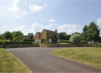 Thumbnail 4 bedroom detached house for sale in Newbury Road, Great Shefford