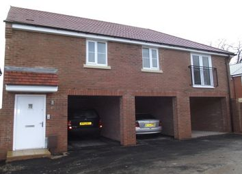 Thumbnail 2 bed property to rent in Owen Close, Fareham