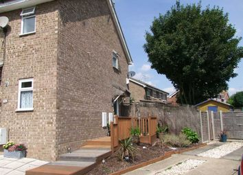 Thumbnail 1 bed end terrace house to rent in Coniston, Southend-On-Sea