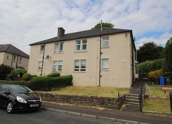 Thumbnail 2 bed flat for sale in Iona Street, Greenock