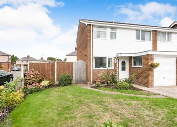Thumbnail 3 bed end terrace house for sale in Fulwood Mews, Little Sutton, Ellesmere Port, Cheshire