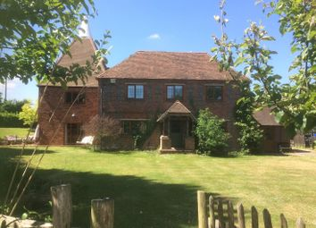 Thumbnail 5 bed detached house for sale in Munsgore Lane, Borden, Sittingbourne