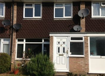 Thumbnail 3 bed terraced house for sale in Churchill Crescent, Sonning Common, Reading