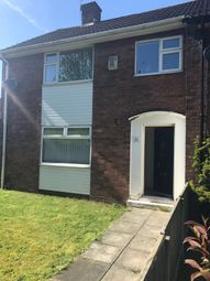 Thumbnail 3 bed end terrace house for sale in York Way, Huyton